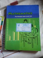 Used Maths text NCERT grade 7 in Dubai, UAE