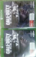 Used Xbox one call of duty game in Dubai, UAE
