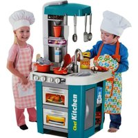 Used Role-play Kitchen Set (Blue) in Dubai, UAE