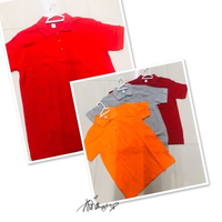 Used Combo 3 Colorful Polo Small unisex 💙 in Dubai, UAE