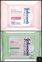 Used JOHNSON'S® WIPES:Daily Essentials(2Pack) in Dubai, UAE