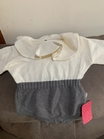 Used Jumpsuit for girls 3-6 months in Dubai, UAE