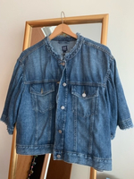 Used GAP denim jacket brandnew  in Dubai, UAE