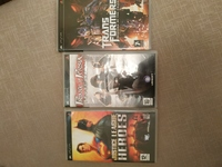 Used 03 PSP games in Dubai, UAE