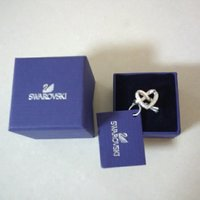 Used Original new Swarovski ring in Dubai, UAE
