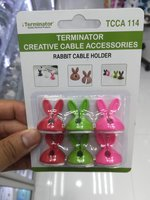Used Terminator Rabbit Cable holder 2Pack in Dubai, UAE