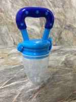 Used baby pacifier blue color  in Dubai, UAE