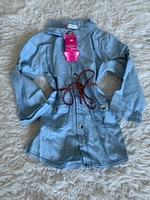 Used Girls denim 3years top  in Dubai, UAE