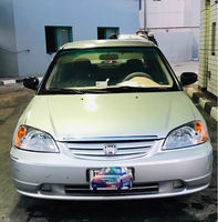 Used Honda Civic 2002  in Dubai, UAE