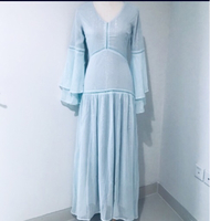 Used Zalia Bell Sleeves Evening Dress 👗 New in Dubai, UAE