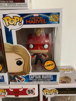 Used Captain Marvel Limited Edition Chase in Dubai, UAE