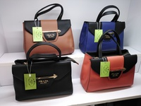 Used Prada brand ladies bag in Dubai, UAE