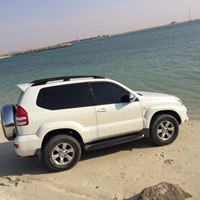 Used Prado 2009 Call On 0563888279 in Dubai, UAE