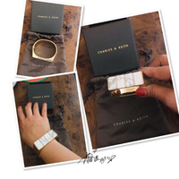 Used Charles & Keith Bangles 💙 in Dubai, UAE