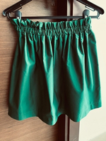 Used ZARA green skirt  in Dubai, UAE