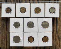 Used Bulgaria - 10 old coins in Dubai, UAE
