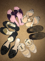 Used Selling all 6 together size 37 in Dubai, UAE