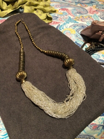 Used Stylish necklace.  in Dubai, UAE