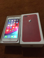 Used iPhone 7 Plus 128gb red color for sale in Dubai, UAE