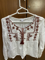 Used White top from suite blanco in Dubai, UAE