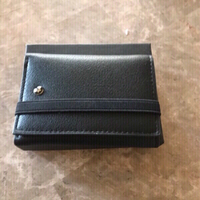 Used Montblanc  wallet first class copy in Dubai, UAE