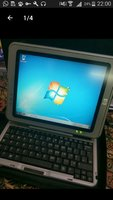 Used HP LAPTOP TC1100 in Dubai, UAE