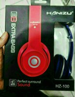 Used Hanizu Original Headphone Wired Branded in Dubai, UAE