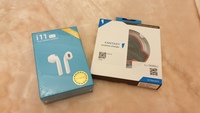 Used Charger & headset (both wireless) NEW in Dubai, UAE