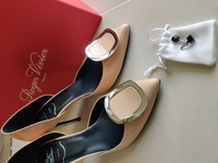 Used New Roger Vivier Shoes Genuine in Dubai, UAE