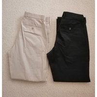 Used 2 pairs of EXPRESS mens casual trousers in Dubai, UAE