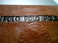 Used Brand New Original Leather wallet in Dubai, UAE