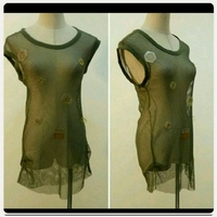 Used Fabulous Army green Top for her in Dubai, UAE
