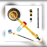 Used New car washing spinning foaming brush in Dubai, UAE