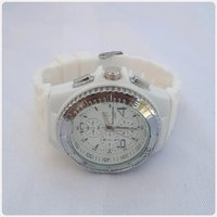 Used Unique white Techno Marine watch... in Dubai, UAE