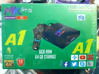 Used Android TV box With 1 Year Subscription in Dubai, UAE