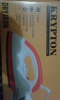 Used Krypton Dry iron in Dubai, UAE