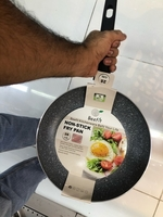 Used Nonstick frypan/28cm/good quality/new✨👌 in Dubai, UAE
