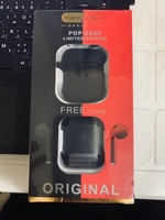 Used Airpods 2 black edition w charging case  in Dubai, UAE