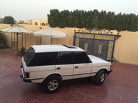 Used Range Rover 1995 mode in Dubai, UAE