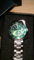 Used Ananke Men's Watch Authentic Green Dial in Dubai, UAE