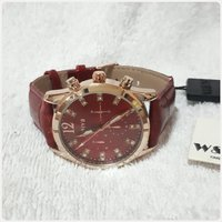Used Brand new red WEIYA watch for her. in Dubai, UAE