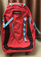 "Used Fusion School trolly bag 18"" brand new in Dubai, UAE"
