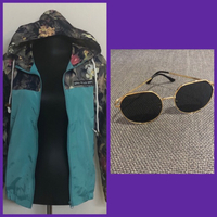 Used Jacket & Sunglass  in Dubai, UAE