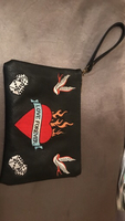 Used New purse clean in the inside never worn in Dubai, UAE
