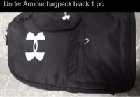Used Bagpack Under Armour  in Dubai, UAE