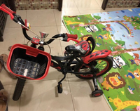 Used Red cycle in very good condition  in Dubai, UAE