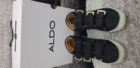 Used ALDO leather shoes size37 in Dubai, UAE