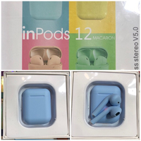 Used Brand New Inpods12 BLUE airpods in Dubai, UAE