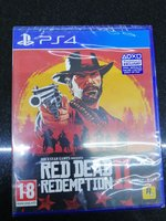 Used Red dead 2 redemption ps4 new in Dubai, UAE
