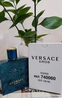 Used Versace eros perfume in Dubai, UAE